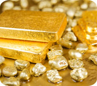 Blir guld återigen vår valuta?