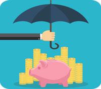 Är dina pengar skyddade hos banken?