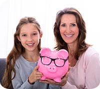 Så mycket sparar vi åt våra barn (inklusive bra spartips)