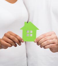 Bör man skriva något om man som sambo köper en bostad tillsammans?