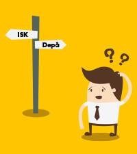 Vad är det för skillnad på ISK och depå? Vad bör jag välja?