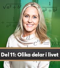 Compricers ekonomiskola del 11: Olika delar i livet