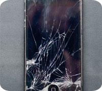 Stulen mobil på semestern eller spräckt glas? Så här gör du