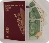 Billigare ta ut resevalutan på plats än på flygplatsen