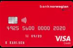 Bank Norwegian-kortet